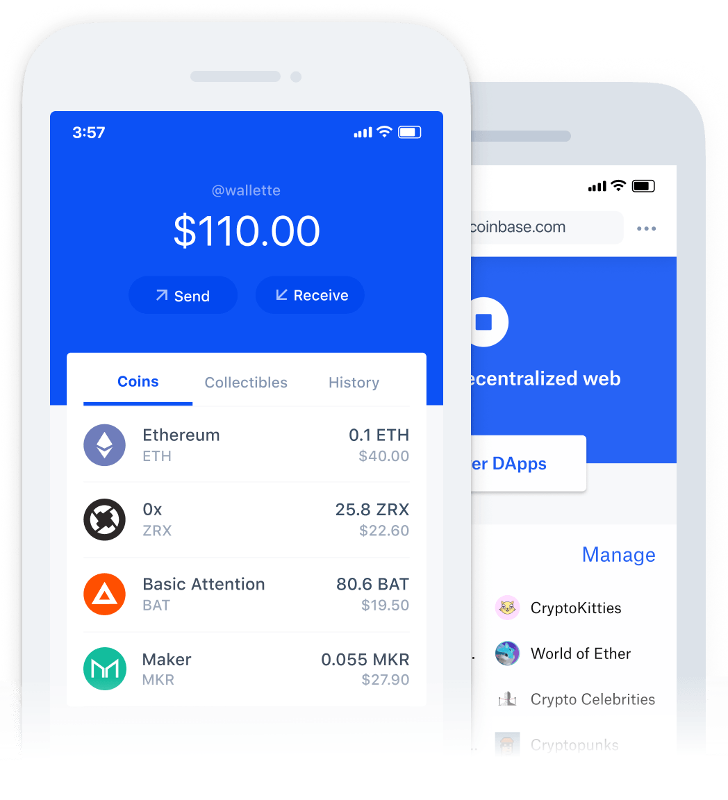 download coinbase wallet