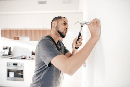 DIY or hiring contractors